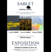 Exposition au Château COHOLA