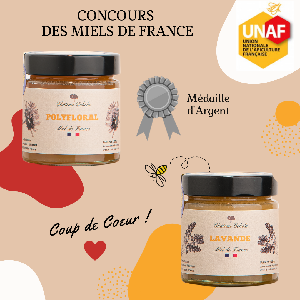 Concours des Miels de France